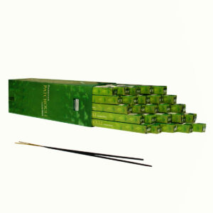 INCENSI  PATCHOULI (marche assortite) (25 p. quadrati. X 8 sticks )