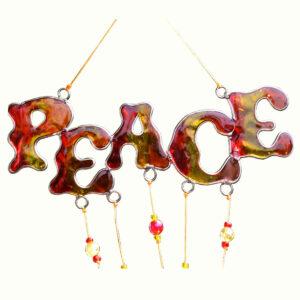 """CATTURASOLE MAGICO """"PEACE"""""""