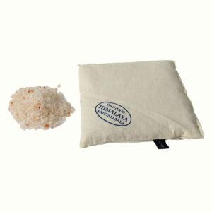 CUSCINO IN COTONE NATURALE DI SALE ROSA ( kg 1,2)