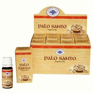 OLIO ESSENZIALE GREEN TREE PALO SANTO ( conf. 12 bottigliette x 10 ml)